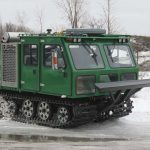 Voyager Tracked Carrier by UTV International