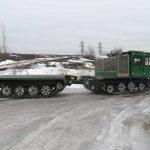Voyager Tracked Carrier by UTV International
