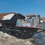 Kodiak K6 Crawler Carrier with Dump Box