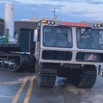 Voyager 10T E-Drive Four Track Carrier
